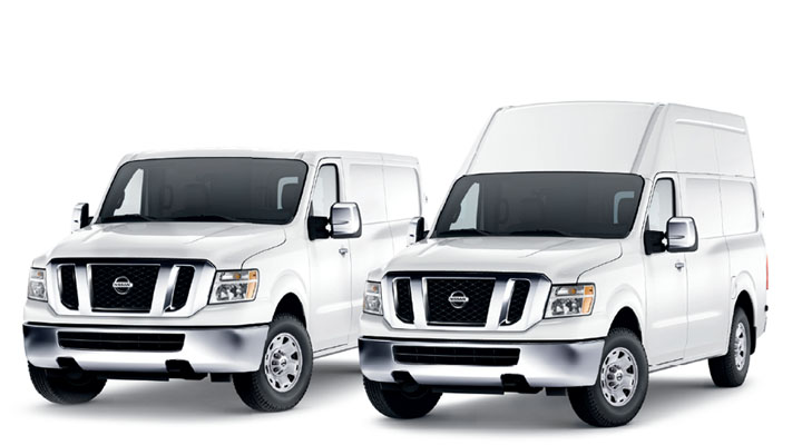 Hubler Nissan Commercial Vehicles Inventory Search