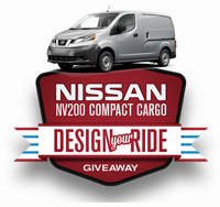WIN AN NV200 COMPACT CARGO