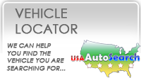 Vehicle Pre-owned Locator